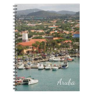 Cadernos Espiral Porto de Aruba