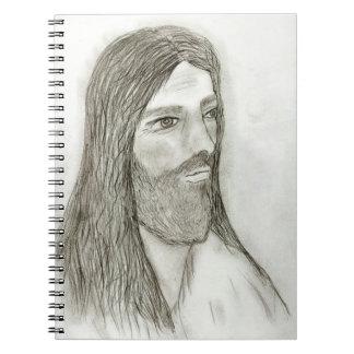 Cadernos Espiral Um Jesus solene