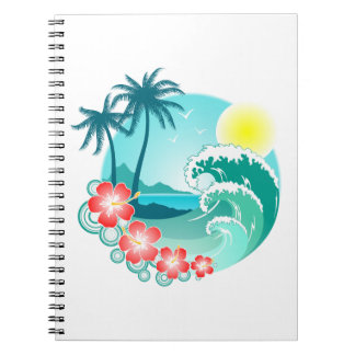 Cadernos Ilha havaiana 3