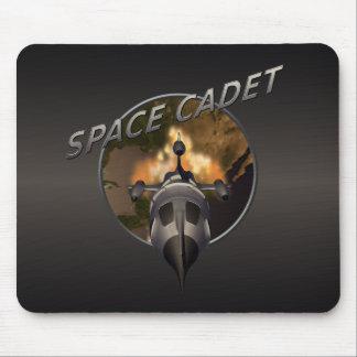 Cadete Mousepad do espaço
