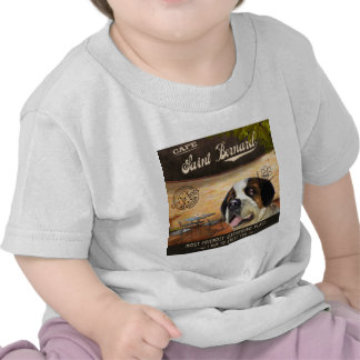 Cae St Bernard Camiseta