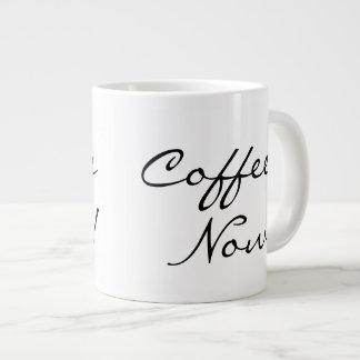 Café agora! jumbo mug