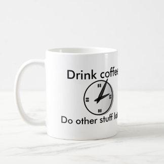 CAFÉ! Caneca