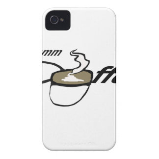 Café Capas iPhone 4 Case-Mate