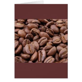 Café surpreendente photo-2 cartão comemorativo