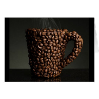 Café surpreendente photo-3 cartões