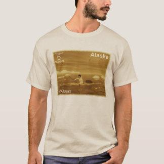 Caiaque do Inuit T-shirts