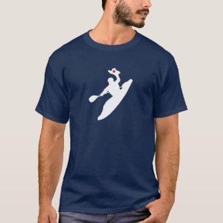 Caiaque do rodeio tshirts