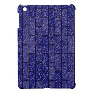 caixa azul do ipad dos tijolos iPad mini capas