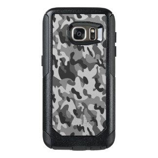 Caixa cinzenta de Samsung do estilo da camuflagem