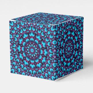 Caixa clássica do favor 2x2 do gaiteiro roxo caixinha de lembrancinhas