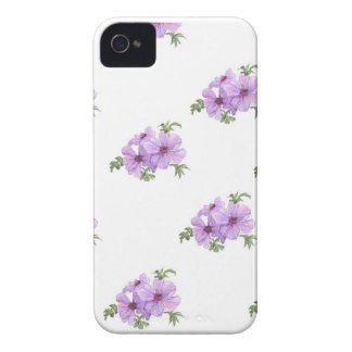 Caixa corajosa cor-de-rosa de Blackberry do Capa Para iPhone