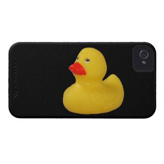 Caixa corajosa da amora-preta bonito de borracha capas para iPhone 4 Case-Mate
