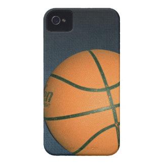 caixa corajosa da amora-preta do basquetebol capinha iPhone 4