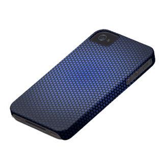Caixa corajosa de Blackberry do impressão do Capas Para iPhone 4 Case-Mate
