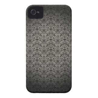 Caixa corajosa de Blackberry do impressão do Capinha iPhone 4