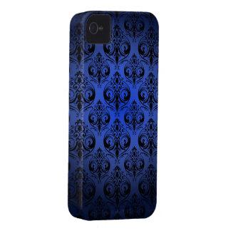 Caixa corajosa de Blackberry do impressão do Capinhas iPhone 4