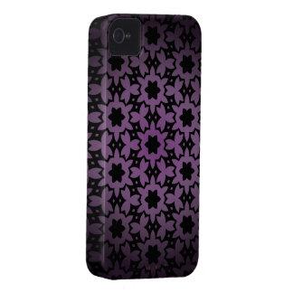 Caixa corajosa de Blackberry do vintage Capa Para iPhone