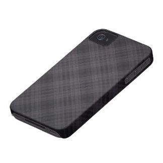 Caixa corajosa de Blackberry do vintage Capinhas iPhone 4