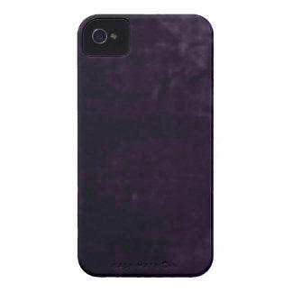 Caixa corajosa resistida de Blackberry Capas De iPhone 4 Case-Mate