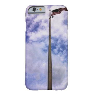 Caixa da bandeira americana Iphone/Ipad Capa Barely There Para iPhone 6