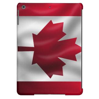 Caixa da bandeira de Canadá Capa Para iPad Air