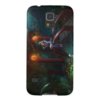 Caixa da galáxia de Samsung do bardo Capas Par Galaxy S5