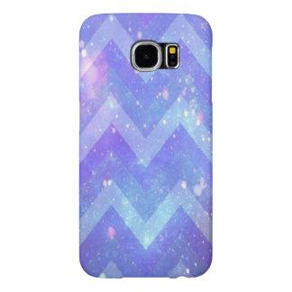 Caixa da galáxia S6 de Chevron Samsung da galáxia Capas Samsung Galaxy S6