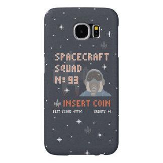 Caixa da galáxia S6 de Samsung do pelotão do Capas Samsung Galaxy S6