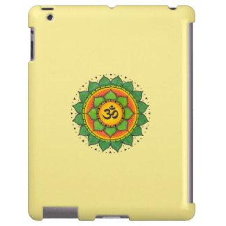 caixa da mandala do ipad capa para iPad