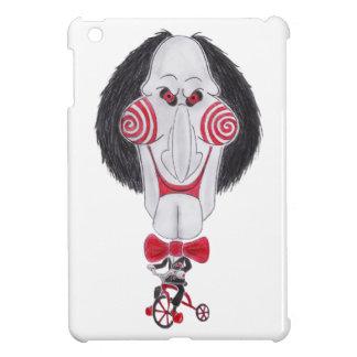 Caixa da tabuleta do desenho da caricatura do capa para iPad mini