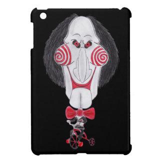 Caixa da tabuleta do desenho da caricatura do capa iPad mini
