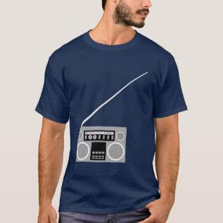 Caixa de crescimento t-shirts