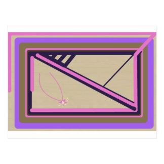 Caixa de esperança cartão postal