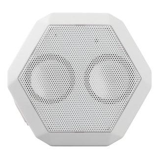 Caixa De Som Branca Com Bluetooth Auto-falante de Rex Bluetooth do bot do