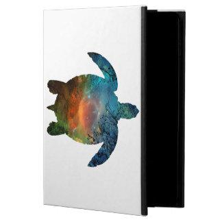 caixa do ar 2 do iPad sem a tartaruga de mar de