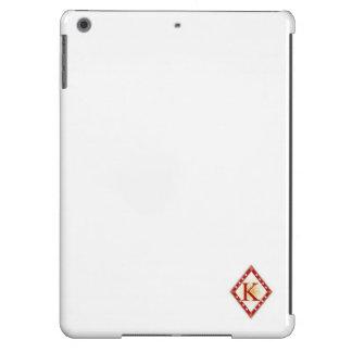 Caixa do ar do diamante IPAD do Kappa Capa Para iPad Air