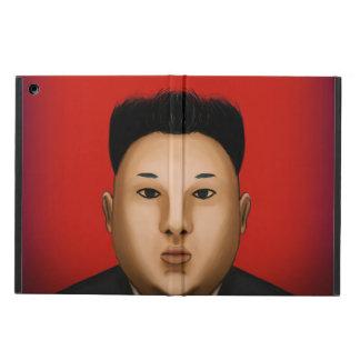 Caixa do ar do iPad de Kim Jung sem Kickstand