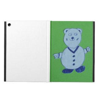 Caixa do ar do iPad de Mike sem Kickstand