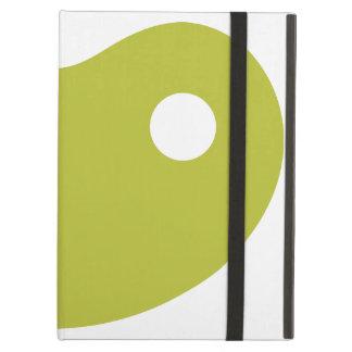 Caixa do ar do iPad do design do feijão-de-lima