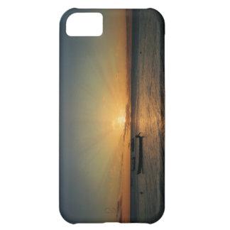 Caixa do céu iPhone5 do diamante de Fiji Capa Para iPhone 5C