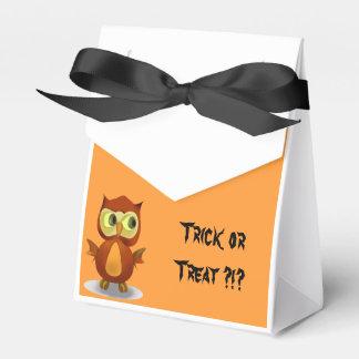 Caixa do favor da barraca da coruja do Dia das Caixinha De Lembrancinhas Para Festas