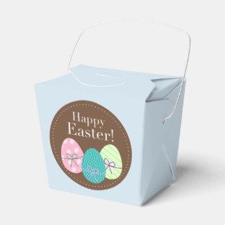 Caixa do favor de partido do felz pascoa com ovos caixinha de lembrancinhas