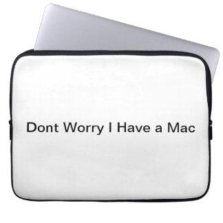 Caixa do laptop do Mac Bolsas E Capas Para Computadores