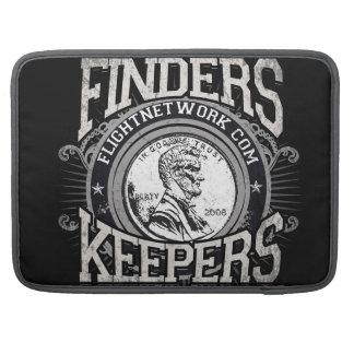 Caixa do laptop dos depositários dos inventores bolsas MacBook pro