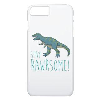 Caixa do móbil de Rawrsome da estada Capa iPhone 7 Plus