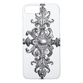 Caixa do ornamento iphone5 capa iPhone 7