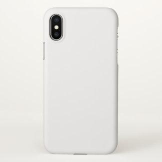 Caixa do resíduo metálico do iPhone X de Apple Capa Para iPhone X