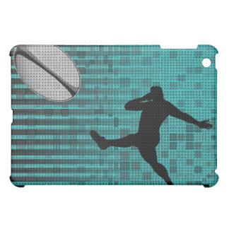 Caixa do speck do iPad do rugby Capas Para iPad Mini