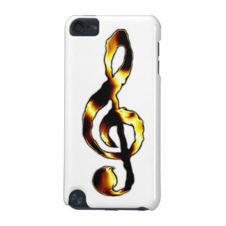 Caixa do speck do ipod touch da música